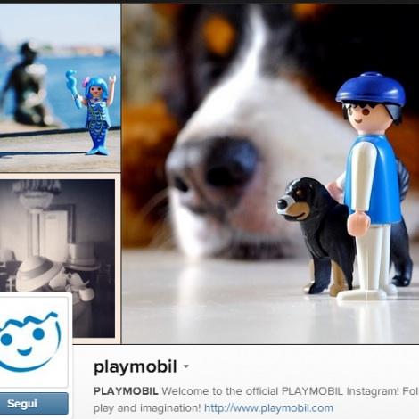 I giochi su Instagram: @Playmobil