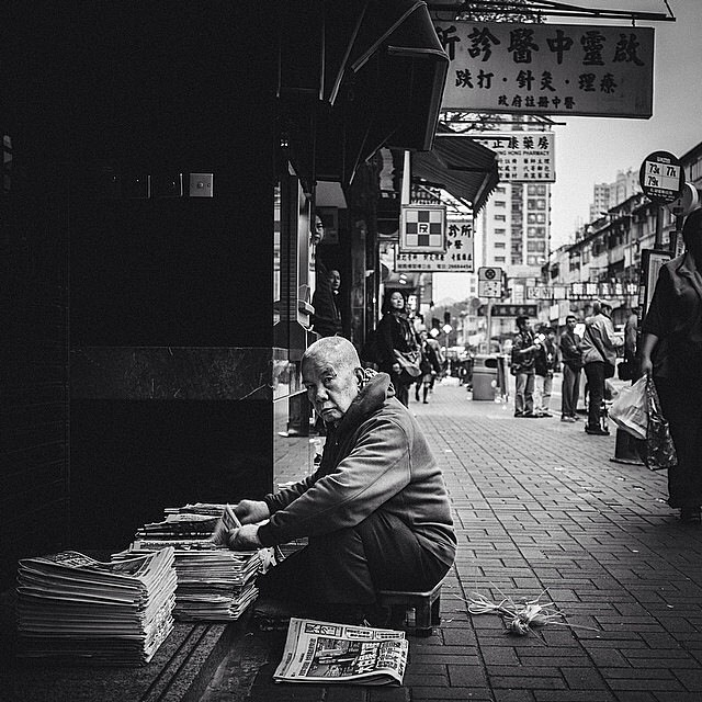 24 hour project: maratona dedicata alla street photography