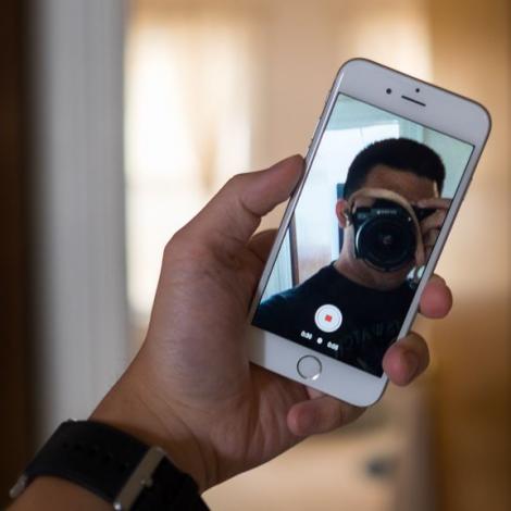 SelfieLapse: il selfie in movimento