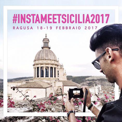 InstameetSicilia2017 – Appuntamento 18 e 19 febbraio a Ragusa