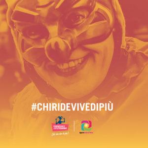Chi ride vive di più - Challenge fotografico di Igers Vale D'Itria e Carnevale di Putignano