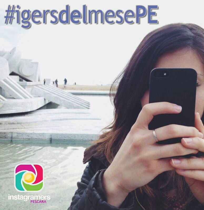 #IgersdelmesePE… una volta al mese il protagonista sei tu!