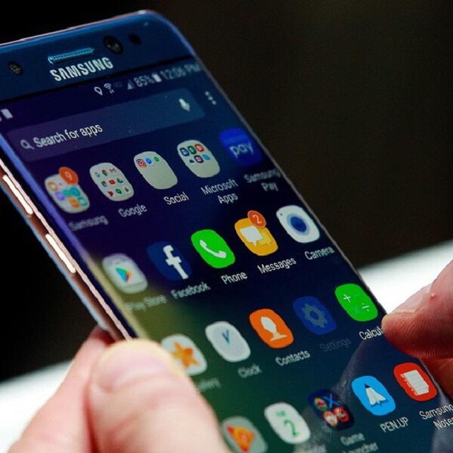 Alitalia vieta l'uso di Samsung Galaxy Note S7 a bordo