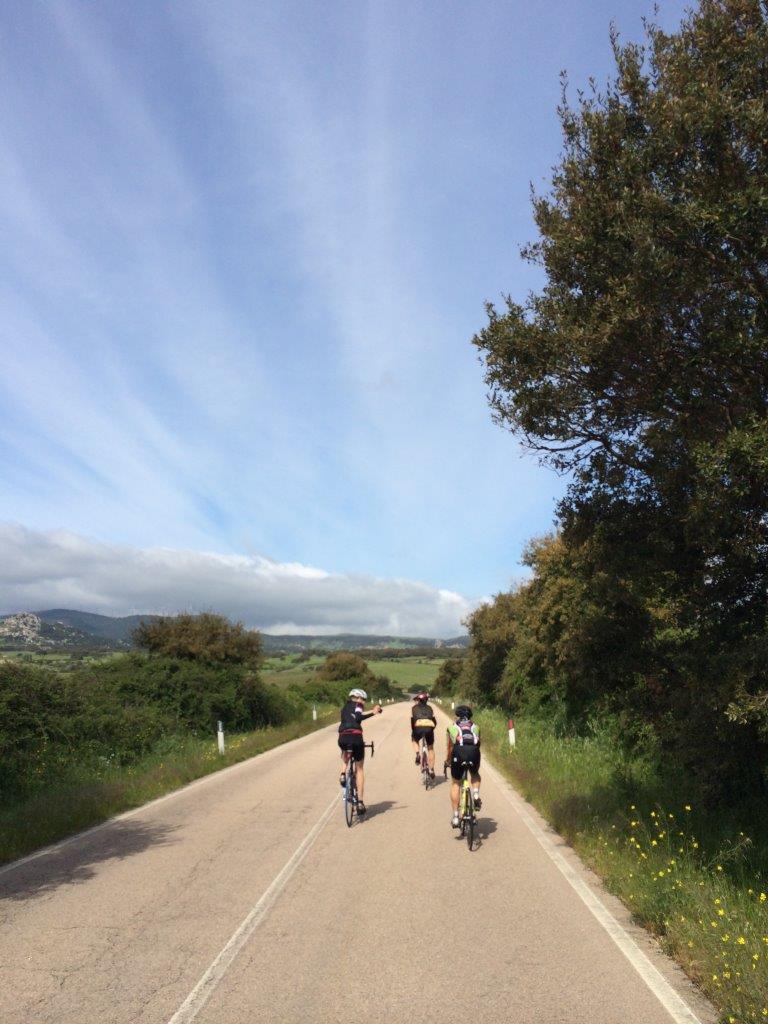 Igerscycling al Sardinia Grand Tour