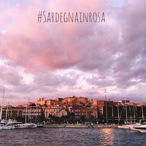 Un challenge in rosa per omaggiare il passaggio in Sardegna del 100° Giro d'Italia