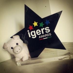 @linomaialino e il suo Igers Award