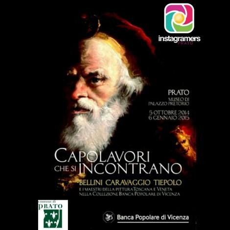 Caravaggio, Tiepolo, Tintoretto e Bronzino, capolavori che si incontrano a Prato