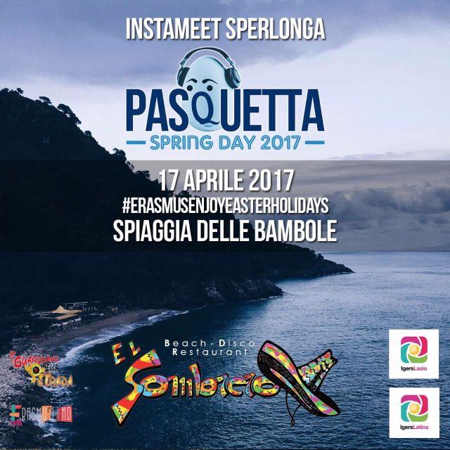 Instameet Sperlonga – Pasquetta Spring Day 2017 Igerslazio