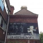 Banksy - The Mild Mild West