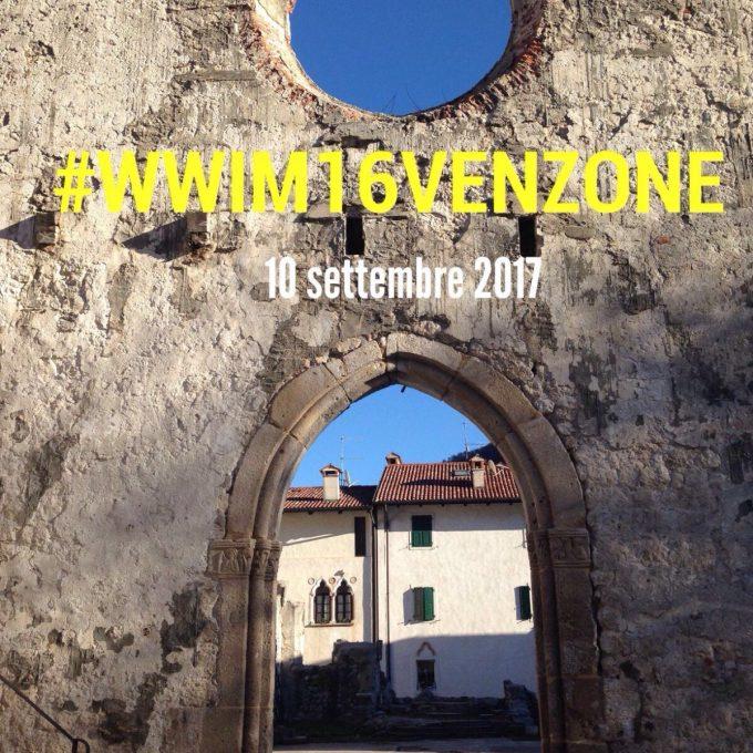 WWIM16: gli igers friulani alla scoperta di Venzone