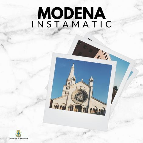 Modena INSTAmatic: il distributore di foto della città