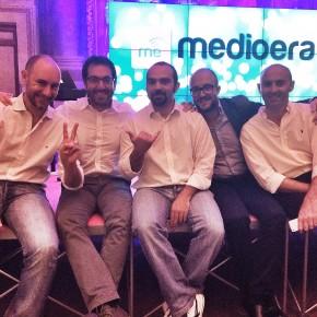 Il team organizzatore degli IgersAwards (foto @morenaemme)