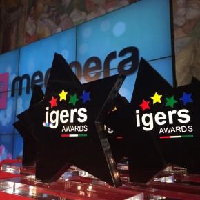 Gli Igers Awards (foto @morenaemme)