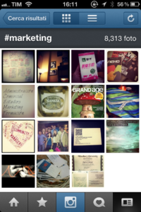 instagram per marketers