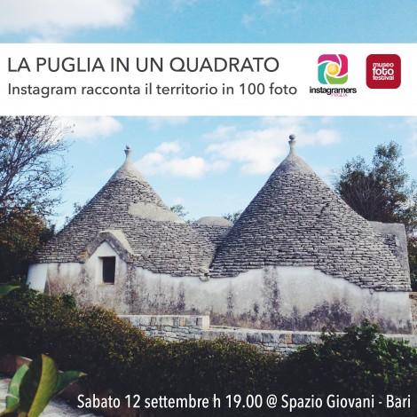Instagramers Puglia al Museo Foto Festival: tra tradizione e nuovi linguaggi visivi