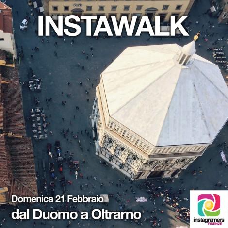 "Instawalk ""dal Duomo a Oltrarno"" a Firenze"