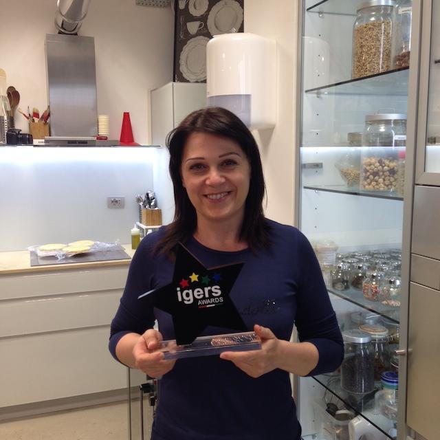 IgersAwards. Intervista a Sonia Peronaci (Giallo Zafferano)