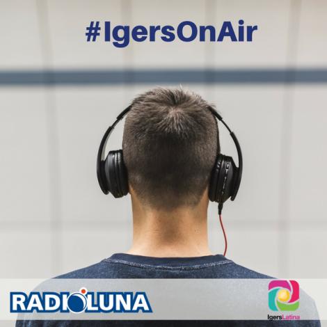 #IgersOnAir: gli Instagramers pontini vanno in radio