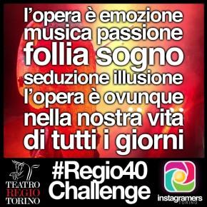 Instagramers Torino festeggia i 40 anni dalla ricostruzione del Teatro Regio