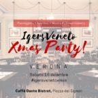#IgersvenetoXmas: gli instagramers veneti festeggiano il Natale a Verona.