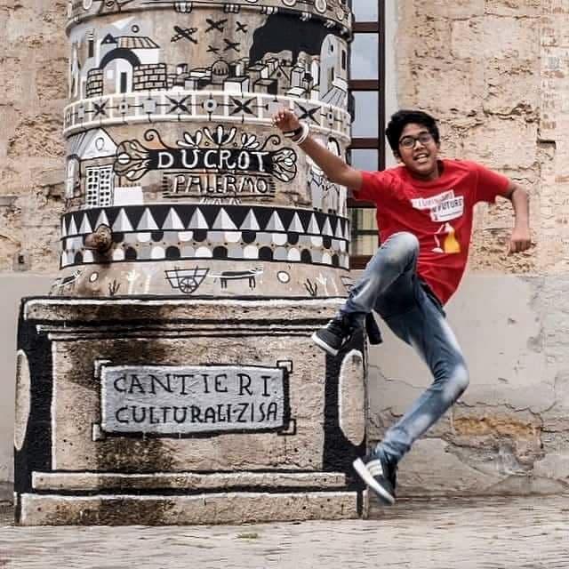 Bambini Punto Luce Zen di Palermo