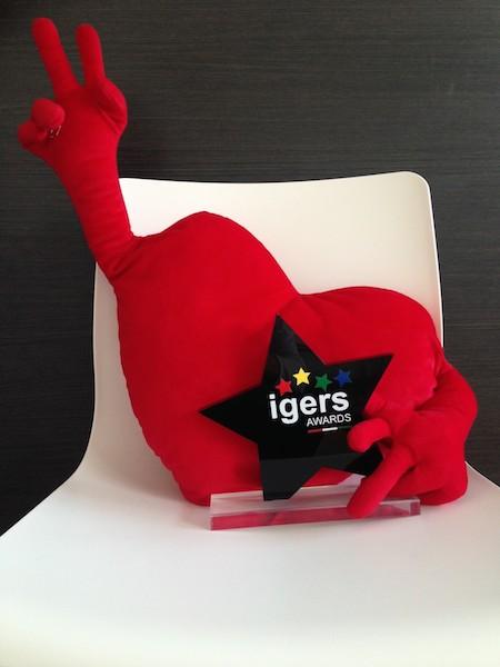 IKEAItalia: un Igers Award in ottime mani