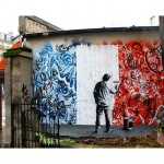 Il lavoro di Martin Whatson in Francia, Boulevard Beaumarchais, @streetartnews