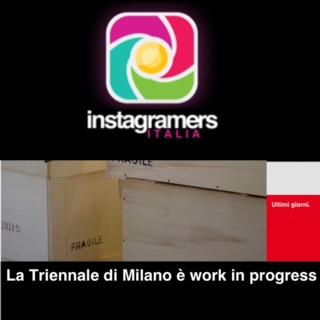 Instagramers alla Design Week di Milano