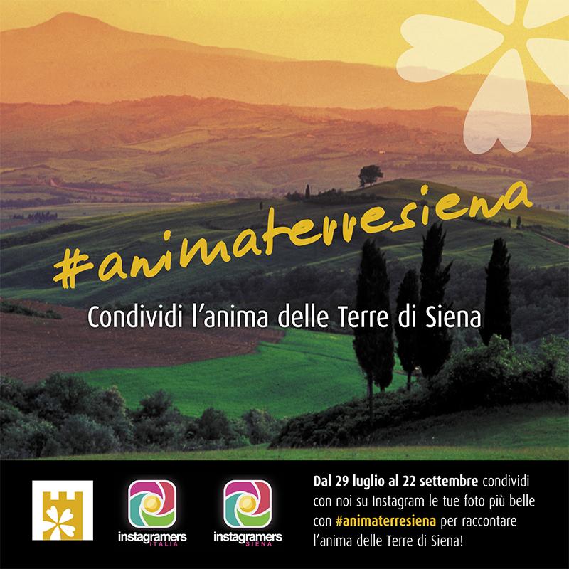 """""""L'anima delle Terre di Siena"""" challenge fotografico con @igersSiena"""