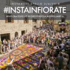 Le Infiorate di Spello ti aspettano il 2 e 3 giugno con #instainfiorate