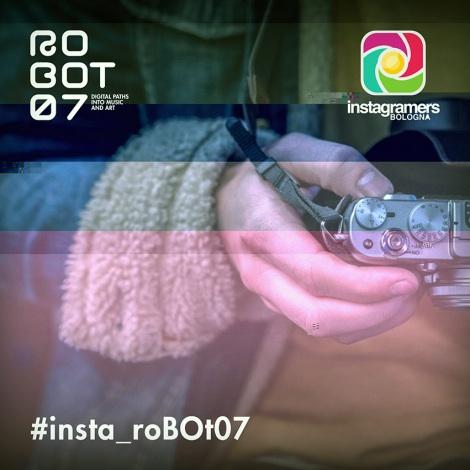 Bologna. Il roBOt Festival con gli Instagramers