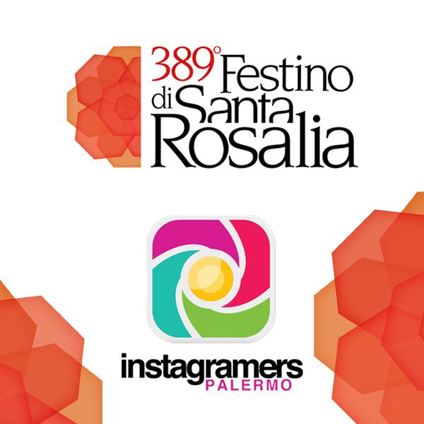 IgersPalermo partner del 389^ Festino S. Rosalia