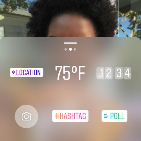 Instagram Stories: l'adesivo interattivo per i sondaggi