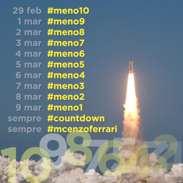 Countdown per gli Instagramers