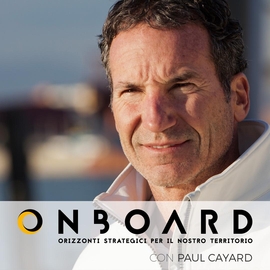 Sali in barca a vela con Paul Cayard