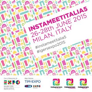 Instagramers Italia Instameet EXPO 2015