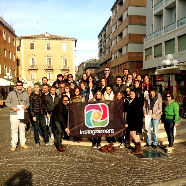 Instagramers Pesaro