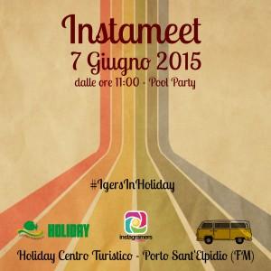Instameet 2015 holiday
