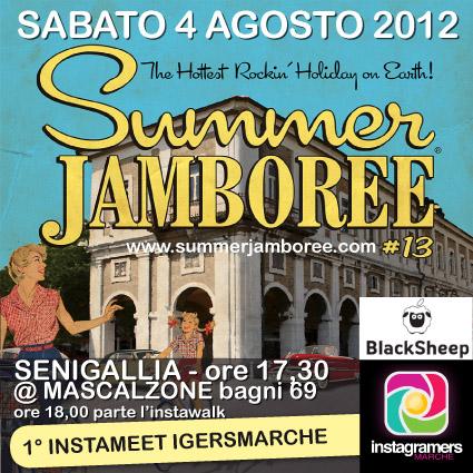 Instagramers Marche al 13° Summer Jamboree, Senigallia