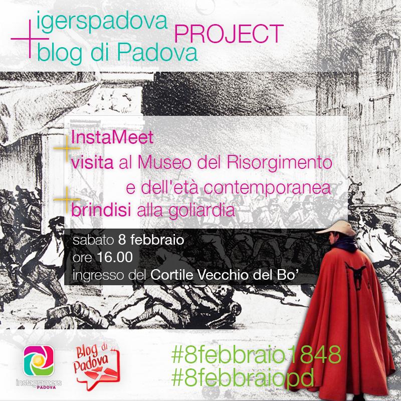 IgersPadova vi invita al Museo del Risorgimento!