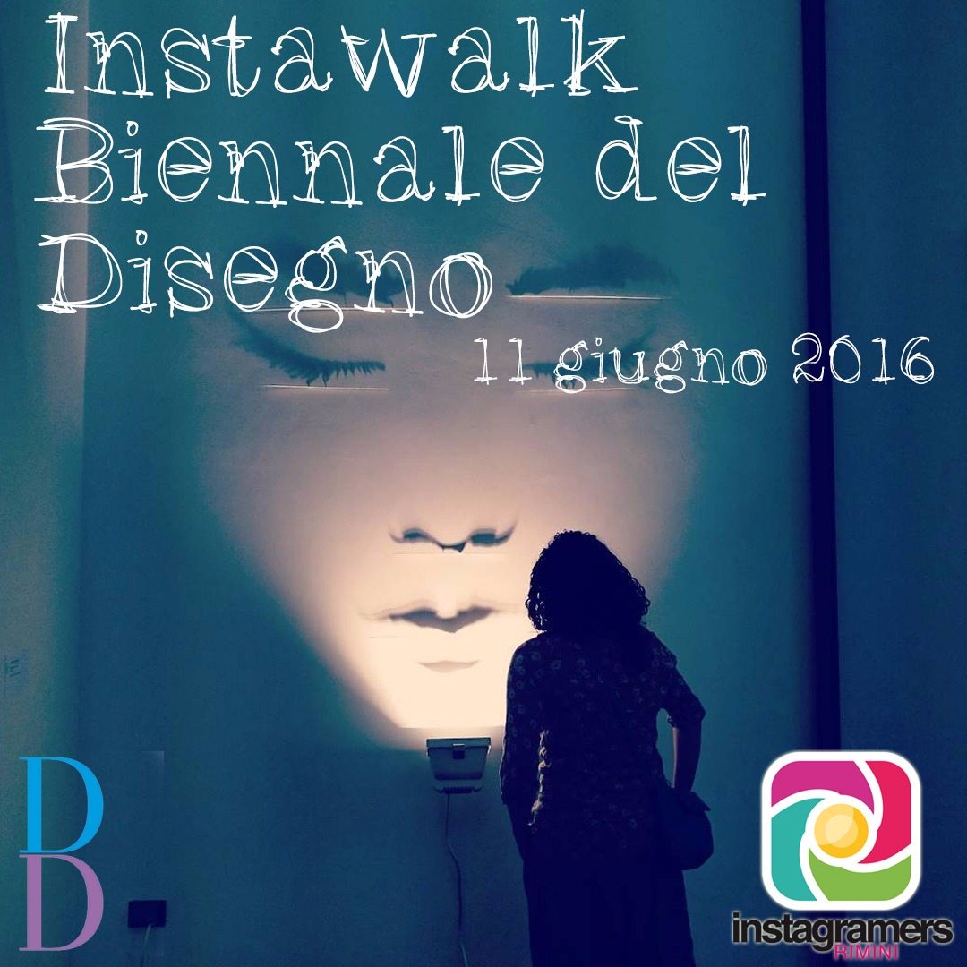 Instawalk Biennale Disegno