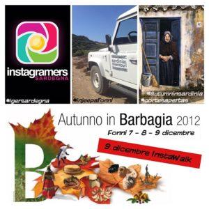 Primo Instawalk Instagramers Sardegna