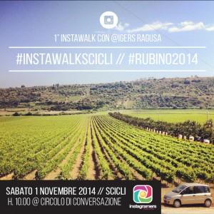 Instawalk Scicli Instagramers Ragusa