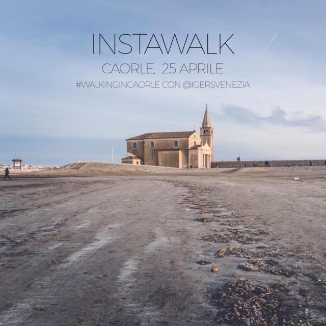#WalkinginCaorle Instawalk con IgersVenezia