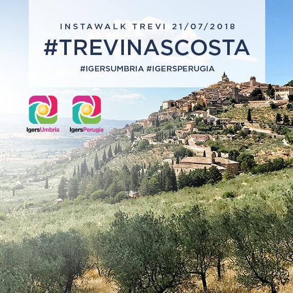 Trevi Nascosta: instawalk estivo con Igers Umbria