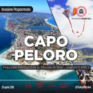 Invasione Capo Peloro igersITALIA