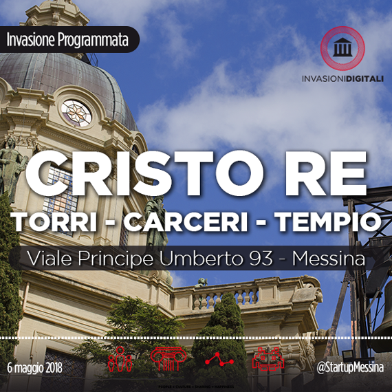 Invasione Digitale 2018 - Cristo RE - igersITALIA