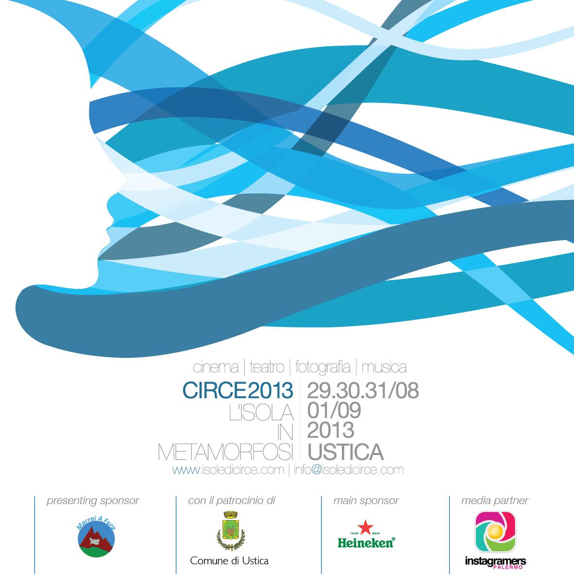 Circe 2013 – L'isola in metamorfosi