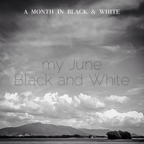 Instagram, un mese in bianco e nero