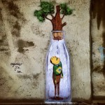 La collaborazione con @jr per la lotta contro la mancanza di acqua, ph. @urbanitewebzine